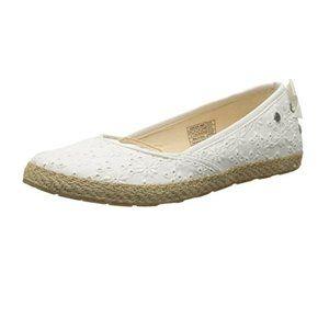 UGG Kids Tassy Eyelet Flat Shoes